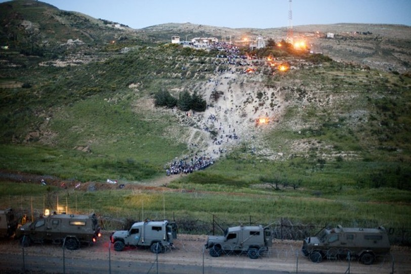The Syrian Golan will return against occupier's will, sooner not later