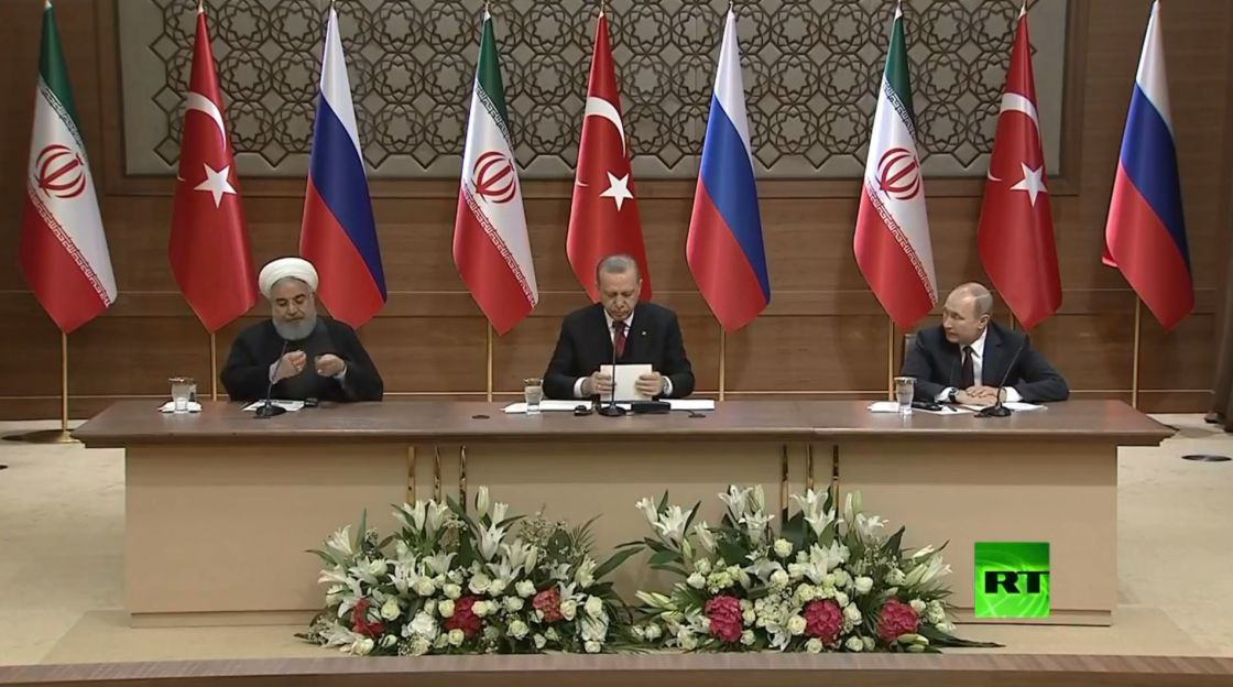 Press Release by Moscow Platform on the Statement of Ankara Trilateral Meeting