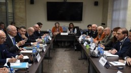 de Mistura Holds 4 Meetings with Moscow-Cairo- Istana Platforms