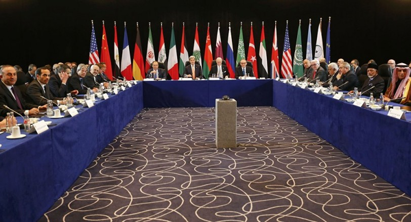 ISSG to Decide on Syrian Transitional Gov't Composition at Next Meeting