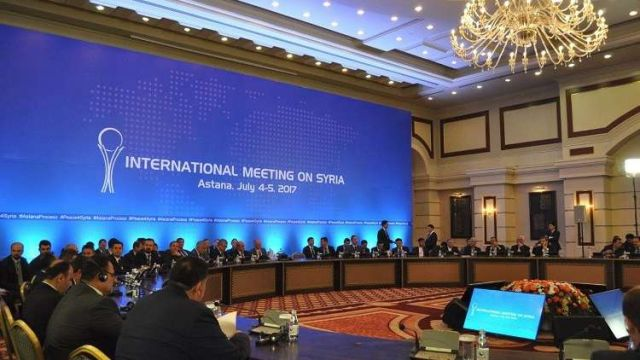 Joint statement by Iran, Russia and Turkey on the International Meeting on Syria in Astana