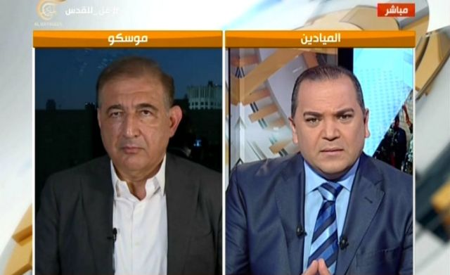 "Kadri Jamil: "" the solution of the Syrian crisis is more mature today"""