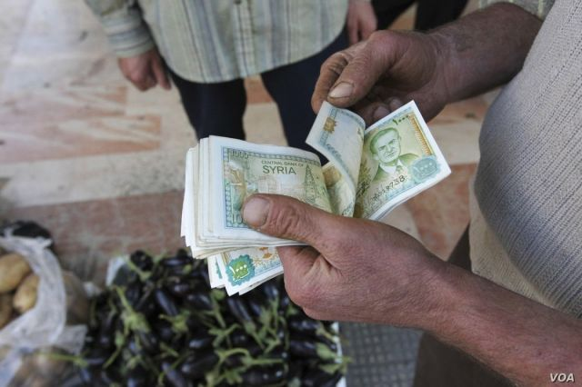 Protecting the Syrian Pound is a Protection of the People