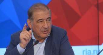 مؤتمر صحفي للدكتور قدري جميل في موسكو حول آخر مستجدات الأزمة السورية 02/10/2019