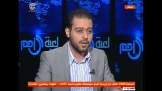 لقاء مهند دليقان رئيس وفد منصة موسكو عبر قناة الميادين 19/07/2017