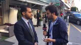 لقاء مهند دليقان رئيس وفد منصة موسكو مع قناة الاتحاد برس