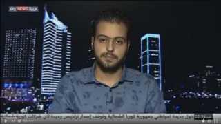 لقاء مهند دليقان على قناة سكاي نيوز عربية 12/10/2017