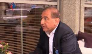حوار رئيس منصة موسكو د.قدري جميل، مع قناة العالم الفضائية