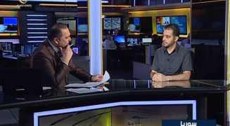 لقاء مهند دليقان على قناة الميادين 25/08/2017