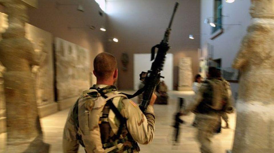 كيف نهبت آثار العراق؟