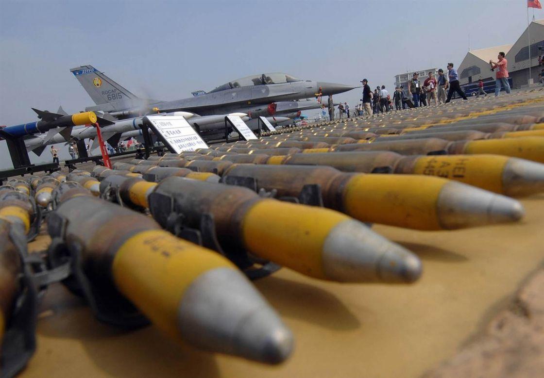 أسلحة أمريكية للخليج بـ123 ملياراً