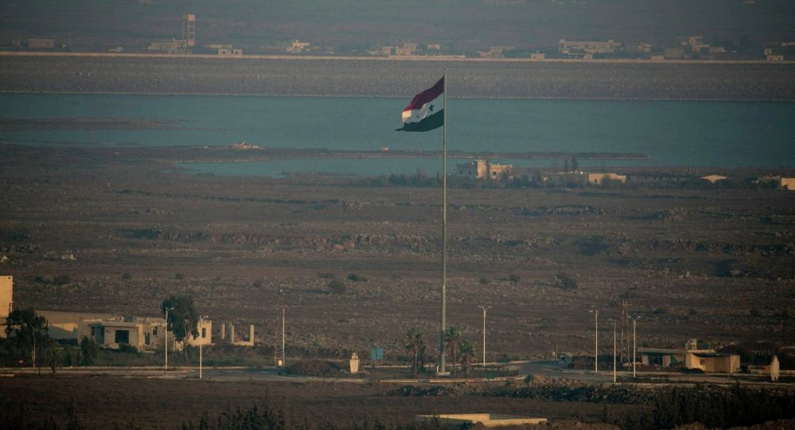 Statement: The Golan is Syrian and USA is an Enemy of Every Syrian