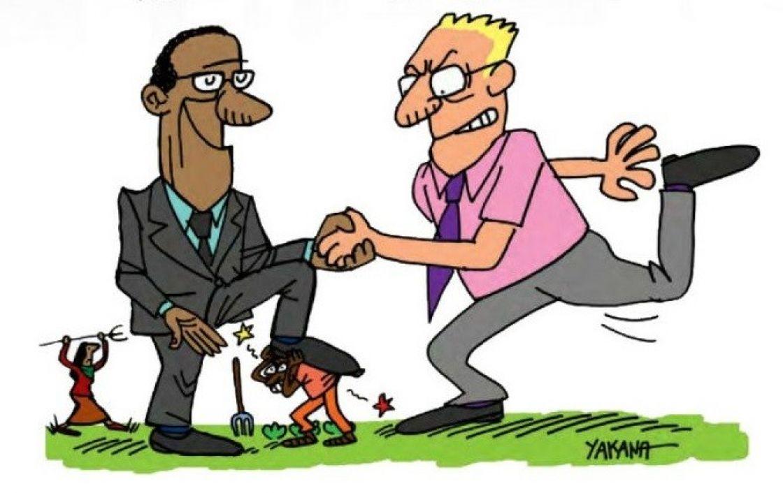 أمن غذائي أم مجاعات عالمية؟ تحالف («دافوس»/بيل غيتس) مع الأمم المتحدة...