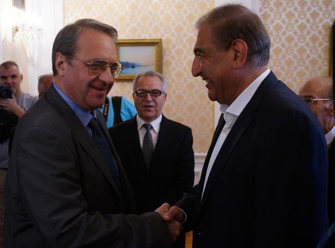 Bogdanov – Jamil: Towards Accelerating the Formation of the Constitutional Committee